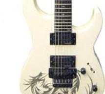 Adhit Deluxe Signature Guitar