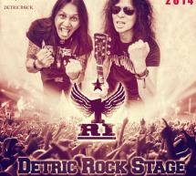 Detrick Rock Stage RI1 – 7 Desember 2014
