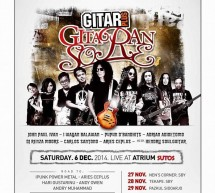 Gitaran Sore JPI Live at ATRIUM SUTOS | 6 Desember 2014