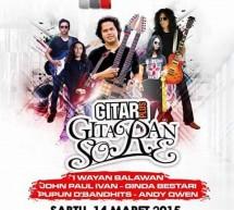 Gitaran Sore – 14 Maret 2015